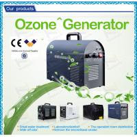 Buy cheap High concentration Ozone Generator 5g Air Sterilizer With Ceramic ozone tube from wholesalers