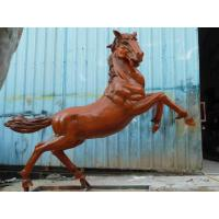 Buy cheap 2014 hot sale waterproof fiberglass horse statue from wholesalers