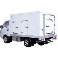 Buy cheap mini cooling truck container from wholesalers