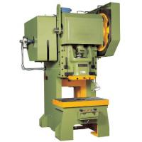 Buy cheap Traverse Crank C Type Punch Press Machine With Fixed Table, Dry Pneumatic Friction Clutch  from wholesalers