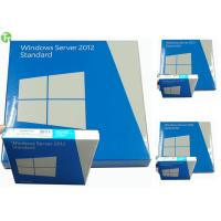 Buy cheap Software Windows Server OEM , Win Server Standard 2012 R2 / Windows Server 2008 R2 from wholesalers