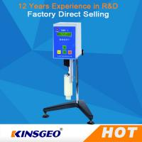 Buy cheap 300mm × 300mm × 450mm Size High Accuracy Viscosity Measurement Tools ,Viscosity Measurement Device from wholesalers