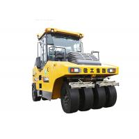 Buy cheap Static Asphalt Tyre Road Roller Machine , 26000 Kg Weight Road Construction Machine from wholesalers