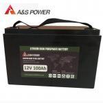 Buy cheap 12V 100Ah RV Marine Golf Car Battery Lifepo4 Battery 12v 100ah 12v 100ah Deep Cycle Battery For Sale Marine Battery from wholesalers
