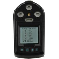 Buy cheap Portable multi gas detector, air dangerous measure, for LPG, LNG, combustible gas, toxic gas, O2, CO product