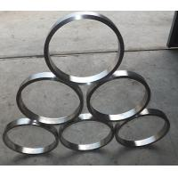 Buy cheap titanium ring forging ,titanium forged parts,forged products from wholesalers