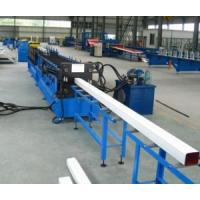 Buy cheap 17 Rows Rollers Round Downspout Roll Forming Machine For Tube CE Certification from wholesalers