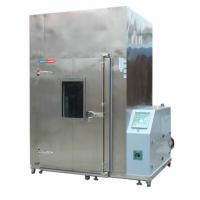 Buy cheap 8 Cubic Meter Stainless Steel Walk in Salt Fog Chamber For Corrosion Resistance Test from wholesalers