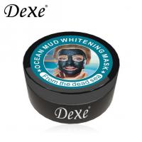 Buy cheap DEXE ocean mud whitening facial mask natural dead sea mud mask facial beauty mask for wholesale from wholesalers