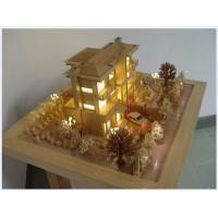 Buy cheap Architectural Scale Model House,wooden Architectural Models with mini figures from wholesalers
