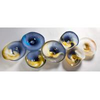 Buy cheap Murano Glass Flowers Decorative Glass Plates from wholesalers