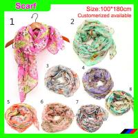 Buy cheap Chinese style personality magpie checked women fashion scarves from wholesalers
