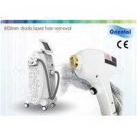Buy cheap Nose 810nm Diode Electrical Hair Removal Machine , Hair Removing Machine For Women from wholesalers