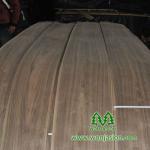 Buy cheap American Walnut Veneer, Natural Veneer. from wholesalers