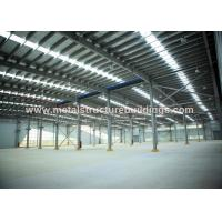 Buy cheap Light Frame Metal Warehouse Buildings from wholesalers