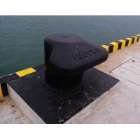 Buy cheap Durable Cast Iron Bollards Customizable Size Corrosion Resistance Iso 9001 from wholesalers