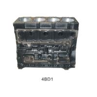 Buy cheap Cylinder Block 4BD1T used for Isuzu from wholesalers