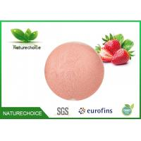 Buy cheap Strawberry powder from wholesalers