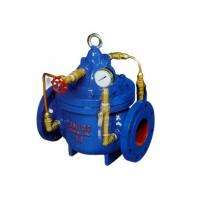 Buy cheap Non Return Water Hydraulic Control Valves Intelligent Diaphragm Operated product
