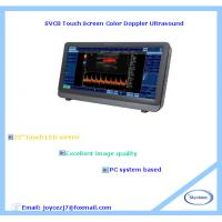 Buy cheap Touch Screen Color Doppler Ultrasound machine from wholesalers