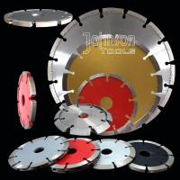 Buy cheap Laser Welded Tuck Point Diamond Blades from wholesalers