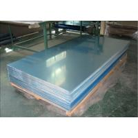 Buy cheap Yield Strength 260mpa Flat Aluminum Plate T651 , 6mm / 200mm Thickness from wholesalers