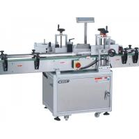 Buy cheap Vertical Round Bottle Automatic Labeling Machine High Stability For Medicine / Cosmetics from wholesalers