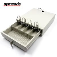Buy cheap POS Payment Cash Register Drawer / Metal Cash Drawer Shatter Resistant Plastic from wholesalers