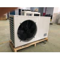 Heating Capacity 7kw 12kw Heat Pump Central Heating , Meeting Solar Low Temperature Heat Pump