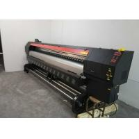 Buy cheap Economical Large Format Printing Machine Dye Sublimation Printer 4 Colors from wholesalers