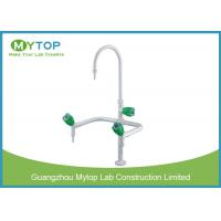Buy cheap Triple Outlet Brass Lab Sink Faucets Laboratory Fittings For Lab Water Supply from wholesalers