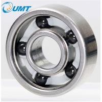 Buy cheap ABEC-1 Brass Cage Deep Groove Ball Bearings Ceramic Ball Bearing 6316-C3 from wholesalers