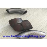 "Buy cheap Carbon steel Forged Pipe Fittings 90 Degree Elbow ASTM A105 NPS1/2"" - 8"" from wholesalers"