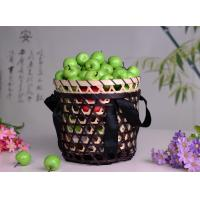 Buy cheap bamboo fruite basket from wholesalers