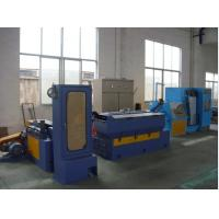 Buy cheap 17DST High Speed Medium Copper Wire drawing Machine With Continuous Annealing from wholesalers