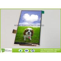Buy cheap 4.0 Inch 480 * 800 IPS Full Veiew TFT LCD Panel MIPI Interface Portable Navigation Display product