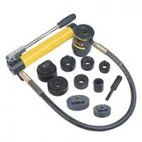 Buy cheap SYK-8A hydraulic knockout punches kits hole punch driver from wholesalers