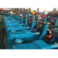 62kw Scaffolding Floor Deck Roll Forming Machine Hydraulic Cutting AC Motor