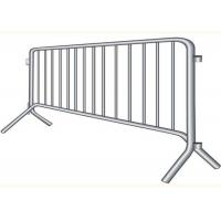 Buy cheap Galvanized Aluminum Crowd Control Barriers Australia Sydney Waterproof product
