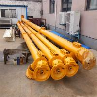 Buy cheap Building Material Cement Screw Conveyor Machine For Concrete Mixing Plant from wholesalers