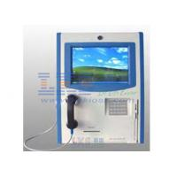 Buy cheap Bank RJ45 Wire Internet Self Service Kiosk , 12 Inch Capacitive Touch Screen from wholesalers