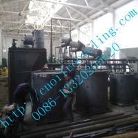 Buy cheap black motor lube oil processing machine,oil regeneration plant from wholesalers