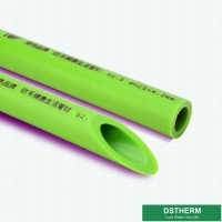Buy cheap Flexibile Plastic PPR  Pipe For Industrial Liquids Transportation And Sewage Treatment from wholesalers