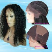 Buy cheap Whoelsale Vigin Human Hair Kinky Curl Lace Front Wig and Full Lace Wig from wholesalers