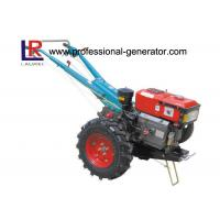 Buy cheap Agriculture Machine 12HP Mini Hand Walking Tractor with Diesel Engine , 2WD from wholesalers