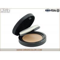 Fashion Design Cream Powder Foundation Waterproof Cosmetics OEM / ODM