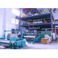 Buy cheap SS / PP Spunbond Non Woven Fabric Manufacturing Machine 1600mm-3200mm from wholesalers