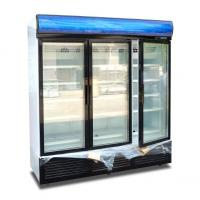 Buy cheap Energy Efficiency Commercial Display Freezer Open Top With Digital Elitech Thermostat from wholesalers