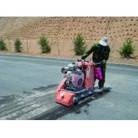 Energy Saving Floor Planer Scarifier , Cement Groover Machine With Scarifier Teeth