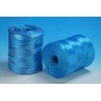 Buy cheap 1 - 5 Mm 1 / 2 Strand Fibrillated Polypropylene Twisted Twine Rope For Agriculture product